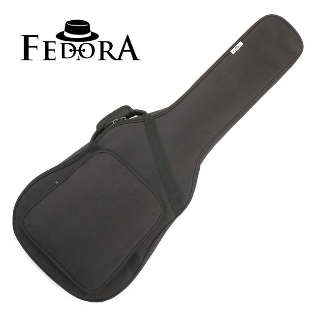 FEDORA 드레드넛용 통기타 가방 (FBA100-BK)