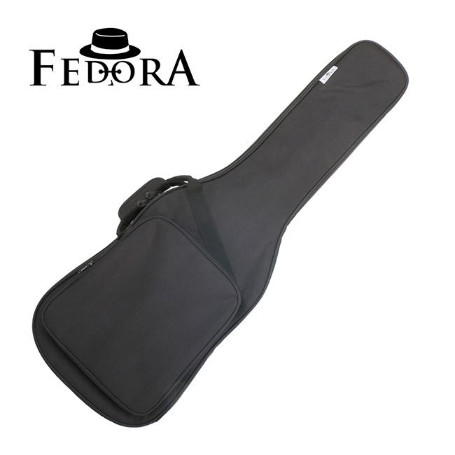 FEDORA 일렉기타 케이스 (FBE100-BK)