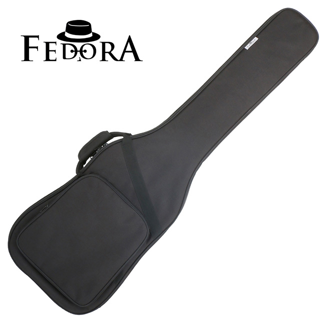 FEDORA 베이스기타 케이스 (FBE100B-BK)