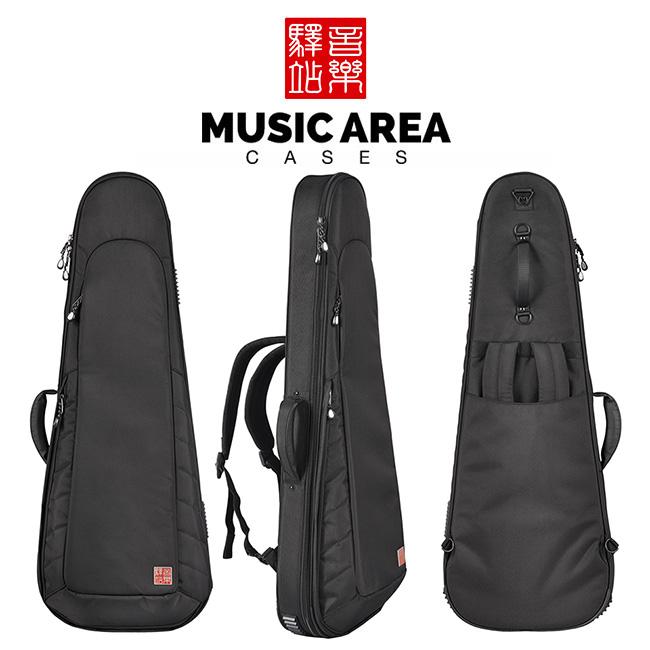Music Area - AA31 : Electric Guitar Case / 일렉기타 케이스 (AA31-EG-BLK)
