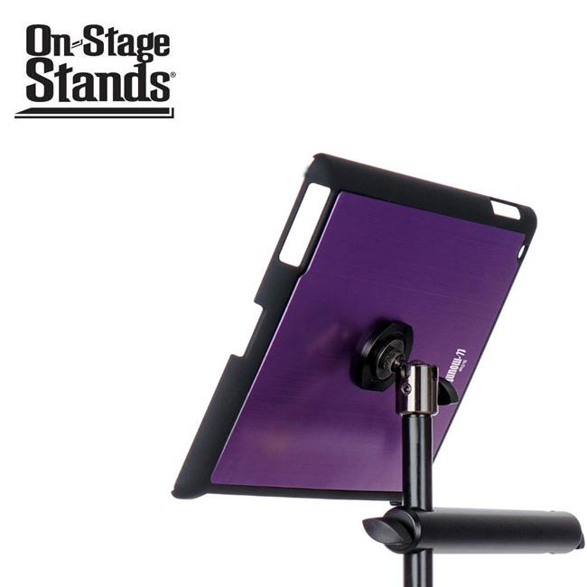 On Stage Stands 아이패드용 태블릿 스탠드 퍼플 (TCM9160P)