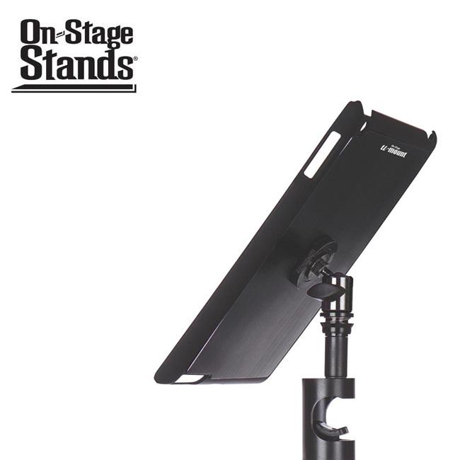 On Stage Stands 온스테이지 아이패드용 태블릿 스탠드 블랙 (TCM9161B)