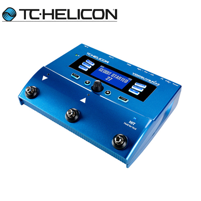 TC Helicon VoiceLive Play / 보컬 멀티이펙터