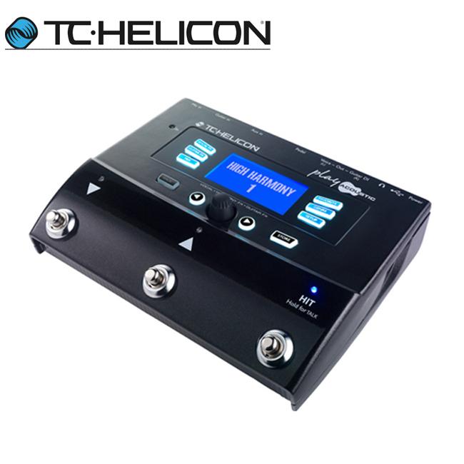 [단종] TC Helicon Play Acoustic / 보컬 & 어쿠스틱기타 멀티이펙터