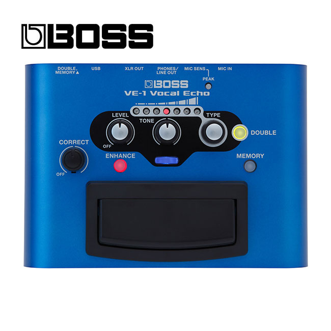 Boss VE-1 Vocal Echo 보컬이펙터