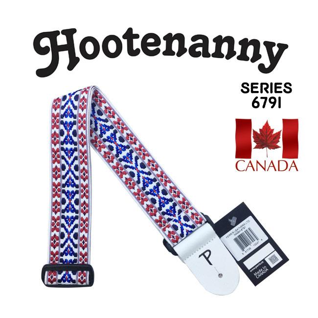 Perri's Guitar Strap Hootenanny Series 6791