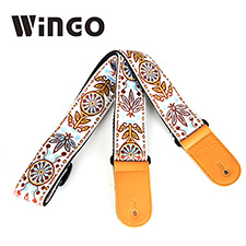 <font color=#262626>Wingo Strap 기타 & 베이스 스트랩 WS-690 (White)</font>