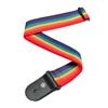 PlanetWaves Polypropylene Guitar 스트랩 (PWS111 Rainbow)
