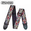 Dunlop Jimi Hendrix Love & Drops Strap / 기타 베이스용 스트랩 (JH03)