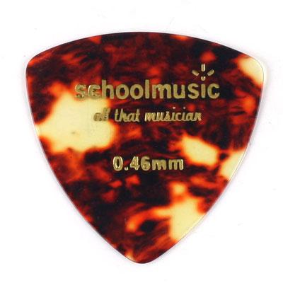 Schoolmusic 통기타용피크(0.46mm)