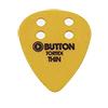 Button Tortex Standard Yellow Thin 피크
