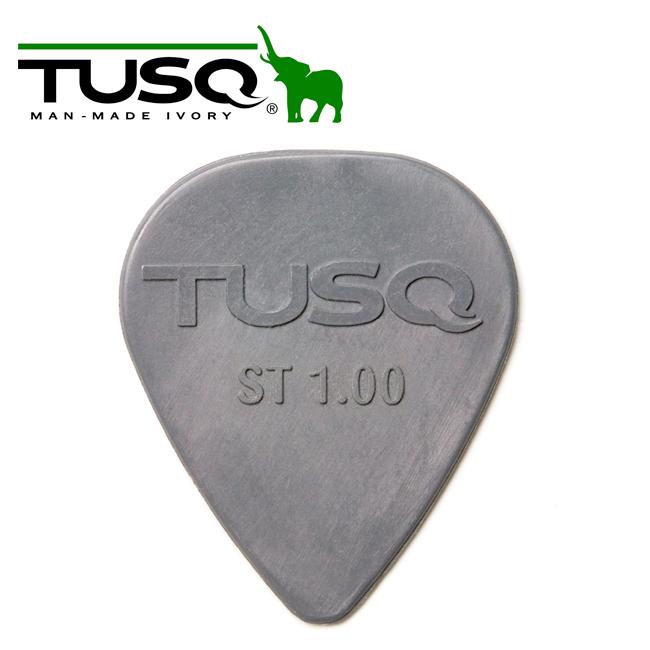 Graphtech TUSQ Standard Pick 1.00mm Deep (PQP-0100-G72)낱개1EA