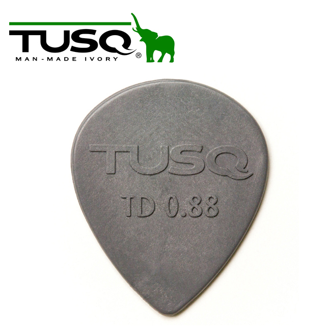 Graphtech - TUSQ Tear Drop Pick Deep 0.88mm (PQP-0588-G72)낱개1EA