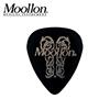 Moollon Classic Celluloid Pick - Black / 물론 클래식 피크