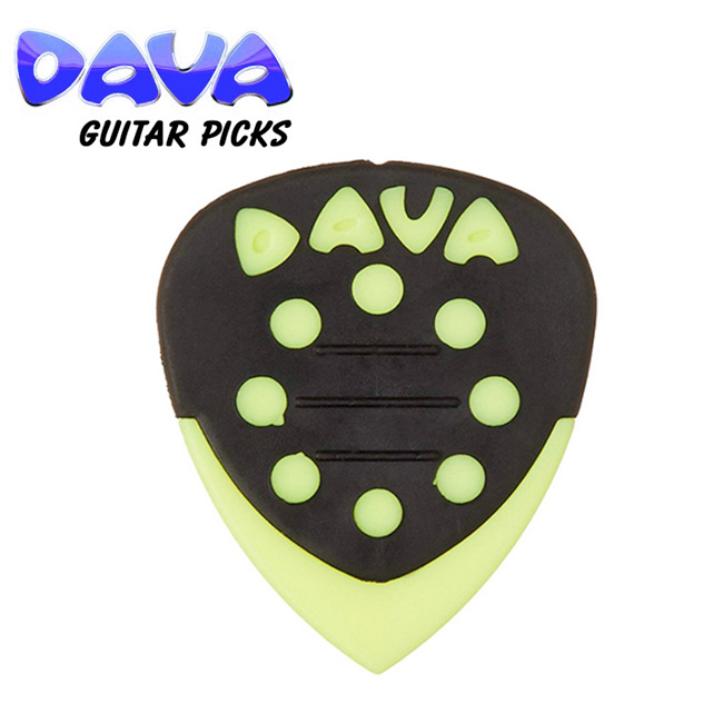 DAVA Pick - Grip Tip Nylon (멀티게이지 피크)