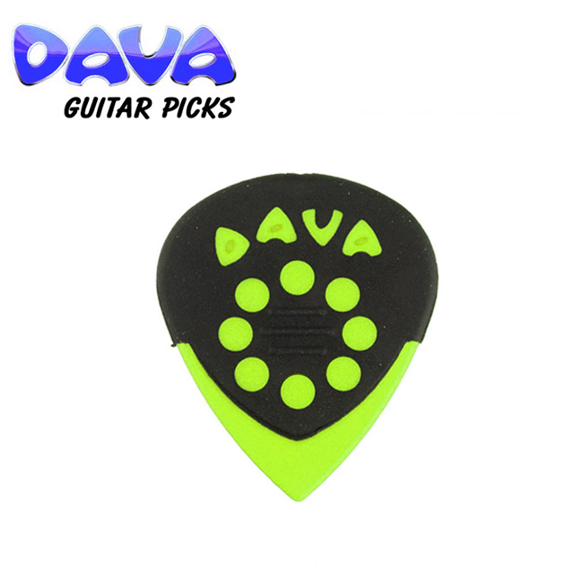 DAVA Pick - Jazz Grip Nylon (멀티게이지 피크)