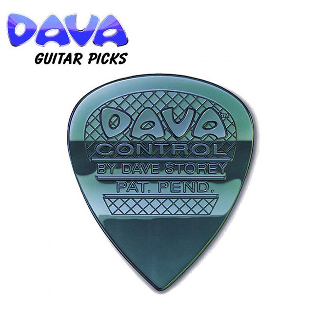 DAVA Pick - Dava Control Nylon (멀티게이지 피크)