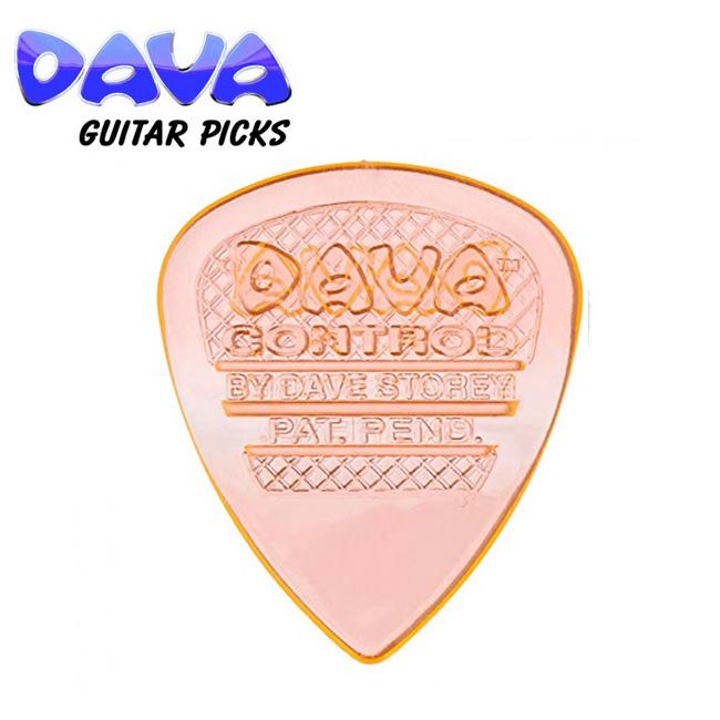 DAVA Pick - Dava Control Gels (멀티게이지 피크) - 색상랜덤