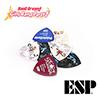 [ESP 콜라보레이션 한정판]<br>ESP BanG Dream Poppin Party & Roselia 기타 피크 컬렉션<br>Limited Edition