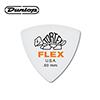 Dunlop TORTEX® FLEX™ Triangle Guitar Pick - 0.60mm (456R.60)