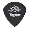 Dunlop Tortex Black Jazz 1.35mm (482R1.35)