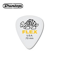 <font color=#262626>Dunlop TORTEX® FLEX™ Standard Guitar Pick - 0.73mm (428R.73)</font>
