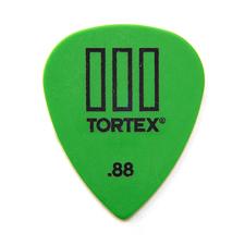 <font color=#262626>Dunlop Tortex III STD 0.88mm 피크(462R 0.88)</font>
