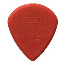 <font color=#262626>Dunlop Max Grip Jazz3 피크 (471R3N) 1개</font>