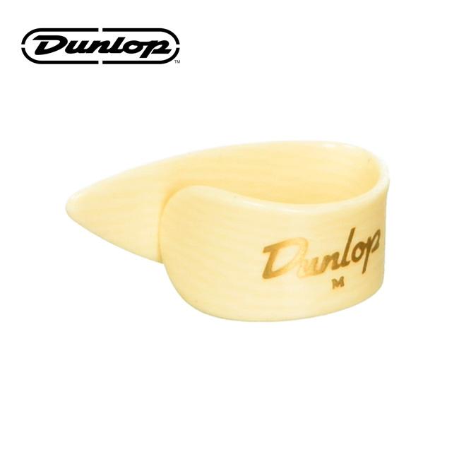Dunlop HEAVIES THUMBPICKS 9205R - IVORY/MEDIUM