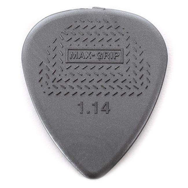 Dunlop Max Grip Standard 피크 1.14mm (449R1.14) 1개