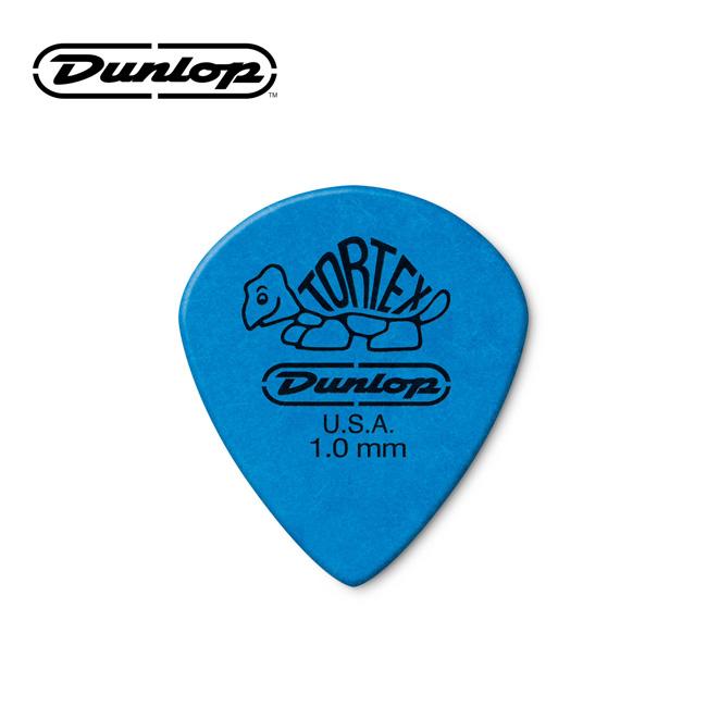 Dunlop TORTEX® JAZZ III XL Guitar Pick - 1.0mm (498R1.0)