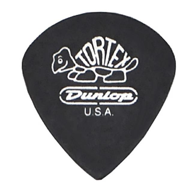 Dunlop Tortex Black Jazz 1.35mm (482R1.35)