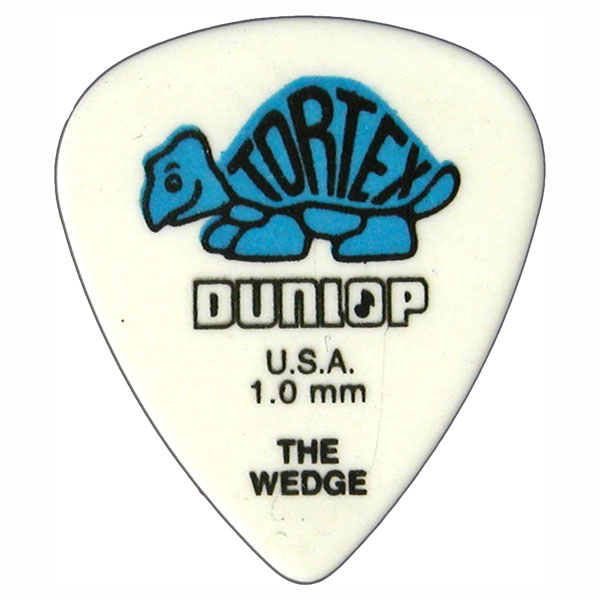 Dunlop WEDGE 1.00 Blue 피크(424R)