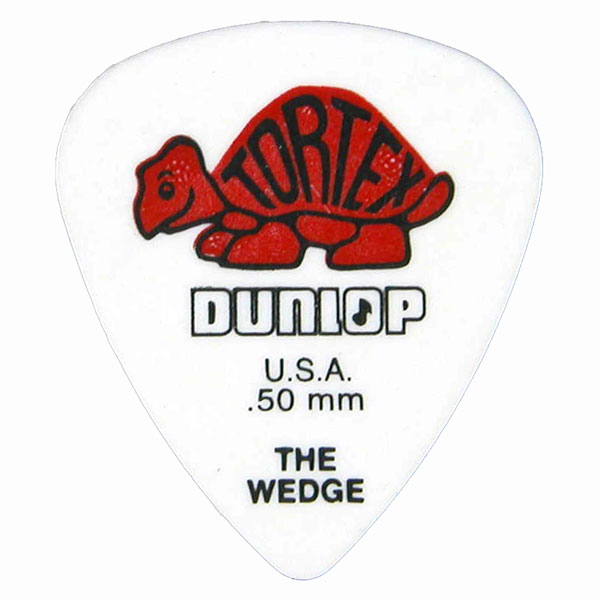 Dunlop WEDGE 0.50 Red 피크(424R)