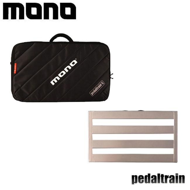 Mono/Pedaltrain The Perfect COMBO (M80-PBT4-PT1C)