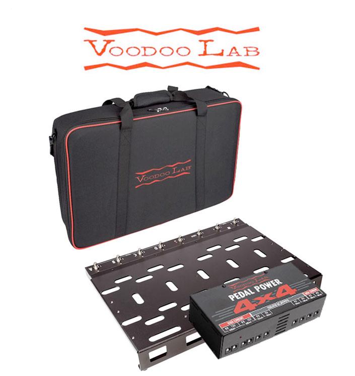 VooDooLab 페달보드 DBMPX4 (Medium+PX8P+4X4)