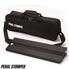<font color=#262626>Pedal Stomper - Compact 50 Black Board & Case / 페달스톰퍼 페달보드 </font>