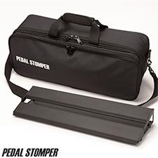 <font color=#262626>Pedal Stomper - Compact 50 Black Board & Deluxe Case / 페달스톰퍼 페달보드 </font>
