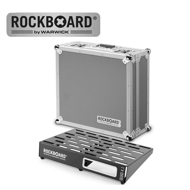 RockBoard QUAD 4.1 with Flight Case