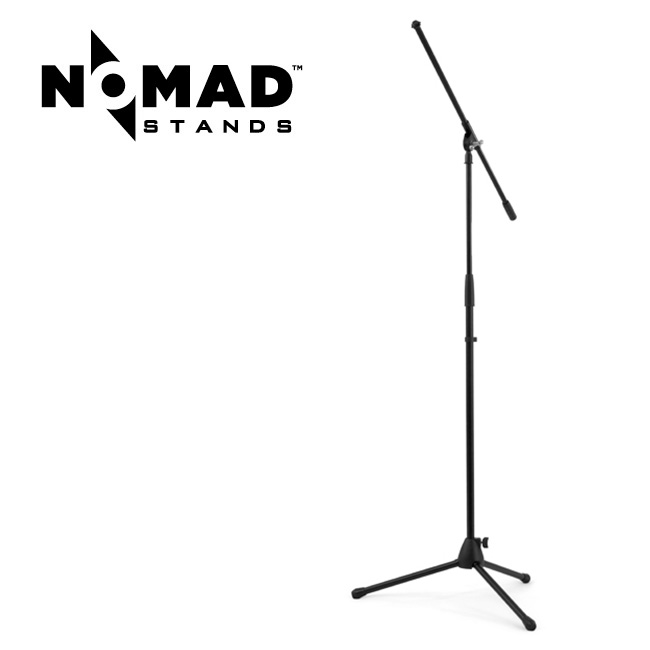 Nomad Stand - Tripod Base Stand With Boom / T자 삼발이 마이크 스탠드 (NMS-6606)