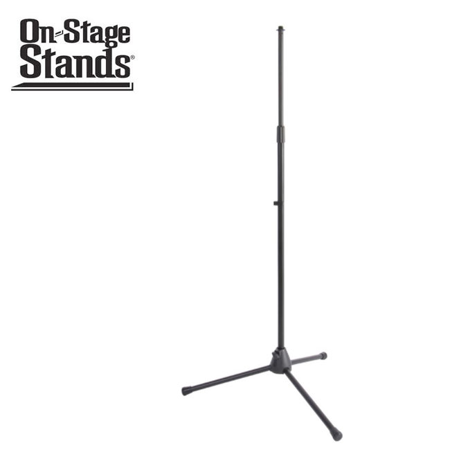 On Stage Stands Euro-Style Tripod Base 마이크 스탠드 (MS7700B)