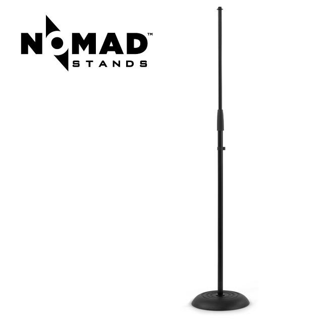 Nomad Stand - Round Base Mic Stand / 일자 원형발 마이크스탠드 (NMS-6603)