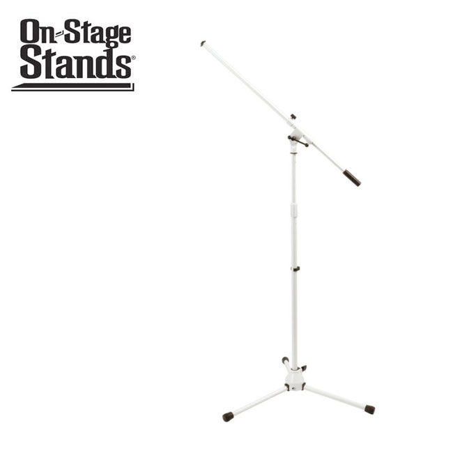 On Stage Stands Euro Boom 마이크 스탠드 (MS7801W)