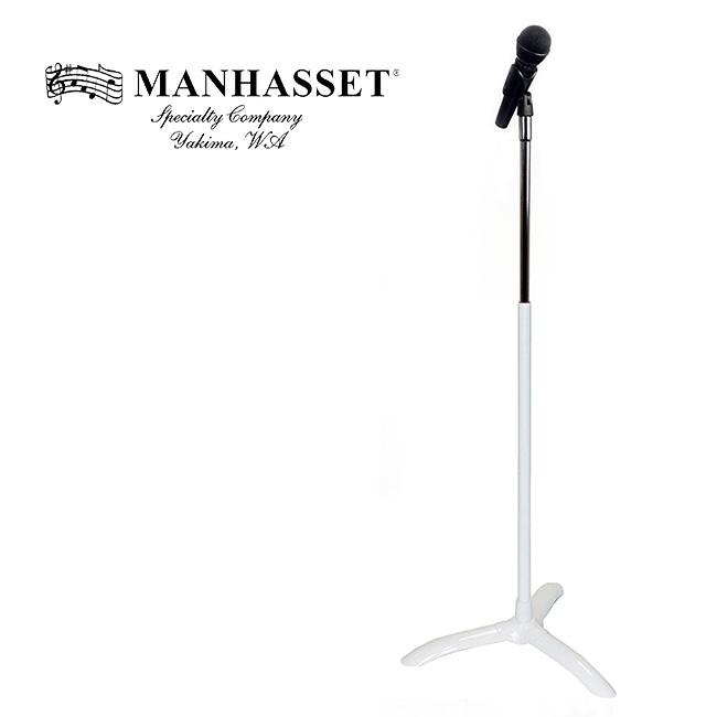 Manhasset 3016WHITE Mic Stand