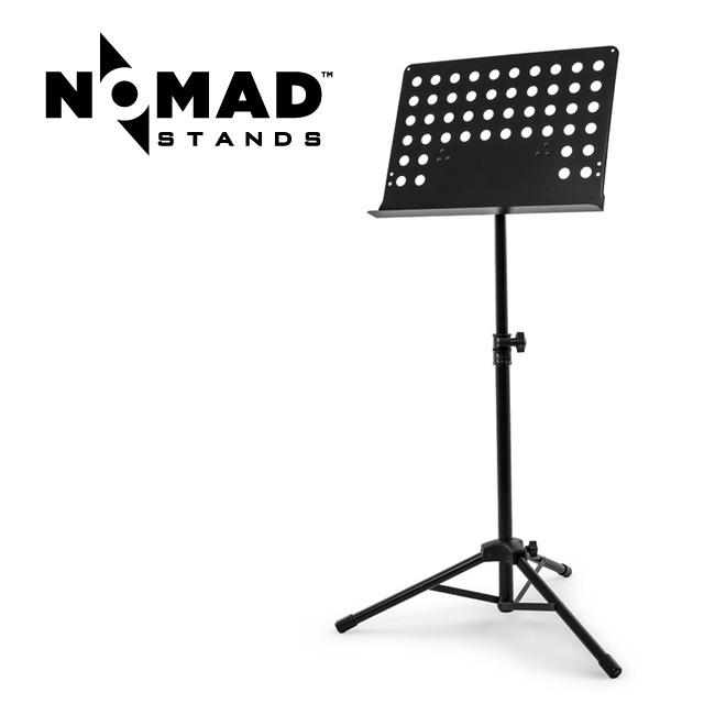 Nomad Stand - Performated Desk Orchestra Stand / 판보면대 (NBS-1310)
