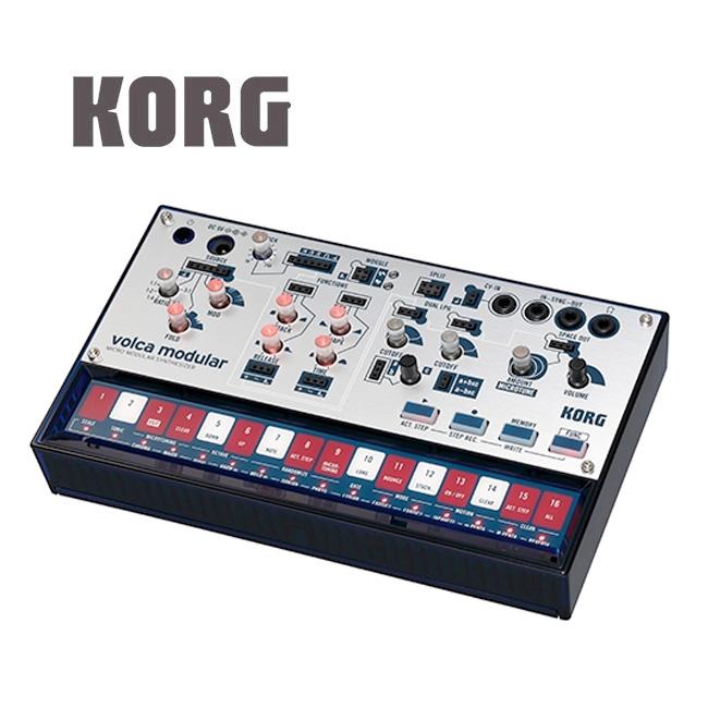 KORG Volca Modular 마이크로 모듈러 신디사이저