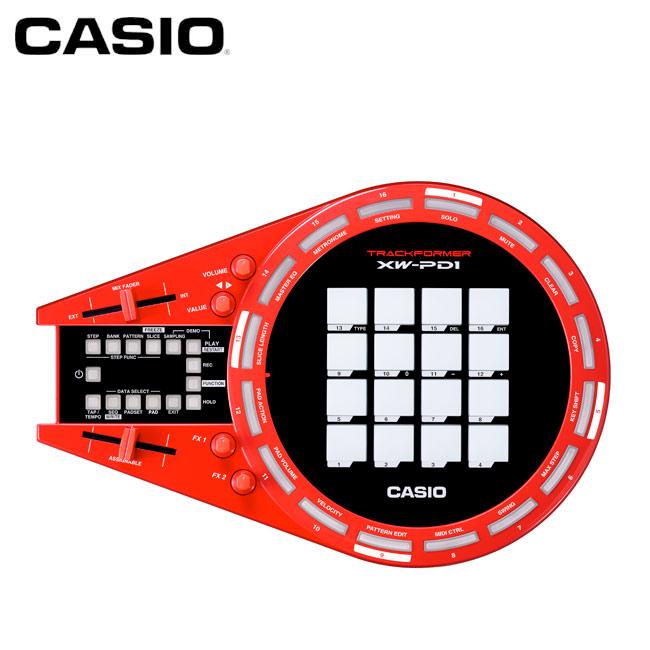 Casio XW-PD1 (리믹스 비트 머신)