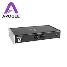 <font color=#262626>[플러그인무료] Apogee Element 24  / Mac 전용 오디오 인터페이스 </font>