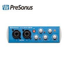 <font color=#262626>Presonus Audiobox 96 - USB 오디오 인터페이스 / 레코딩무료강좌</font>