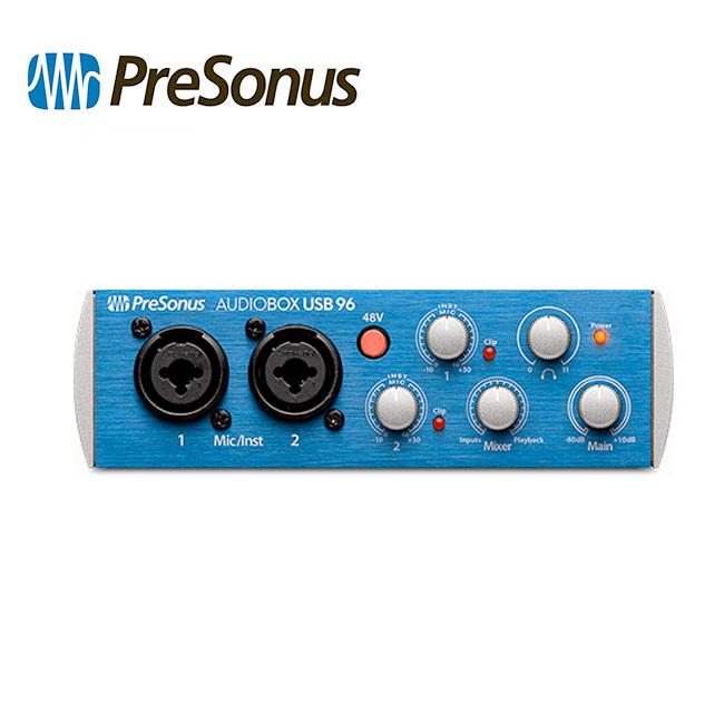Presonus Audiobox 96 - USB 오디오 인터페이스